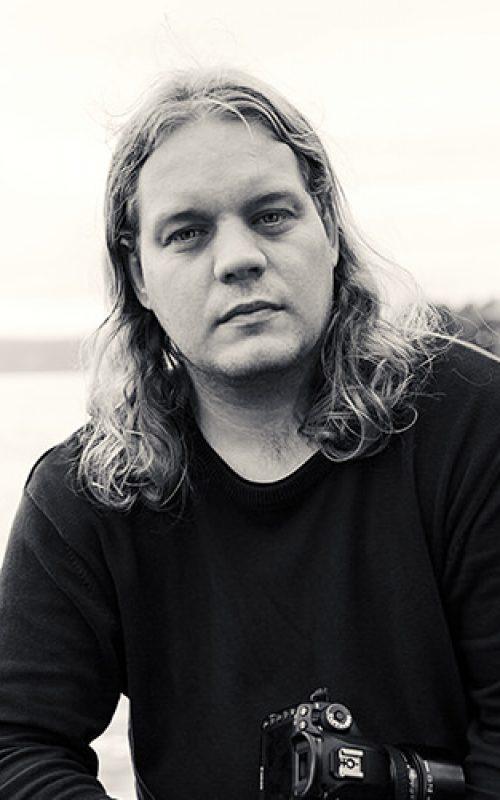 Portraitfoto von Tobias Wuntke.